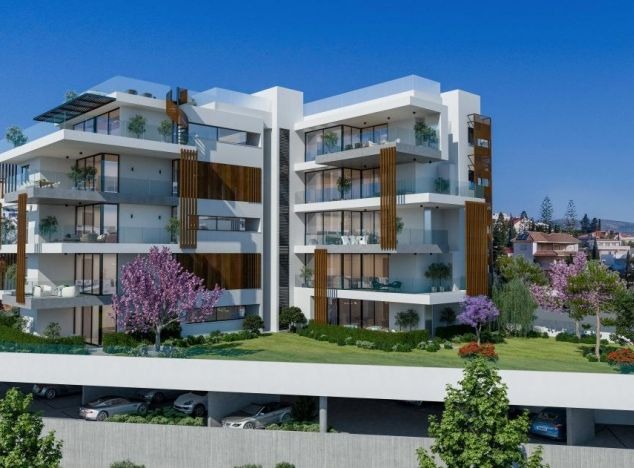 Sell Apartment 16244 in Limassol