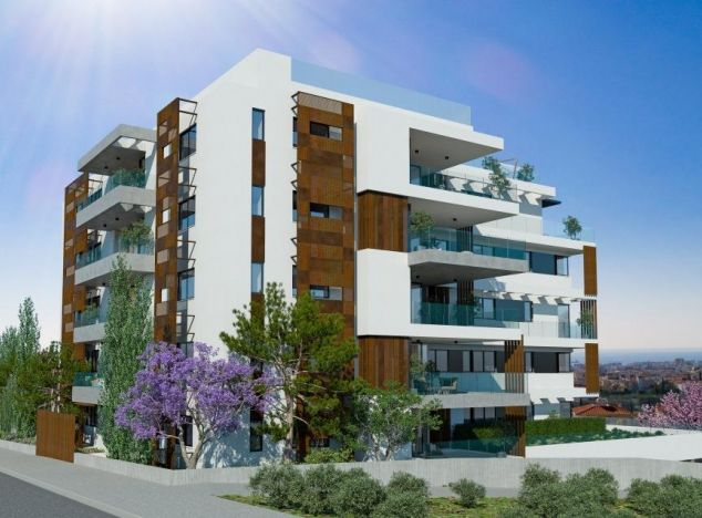 Buy Apartment 16249 in Limassol