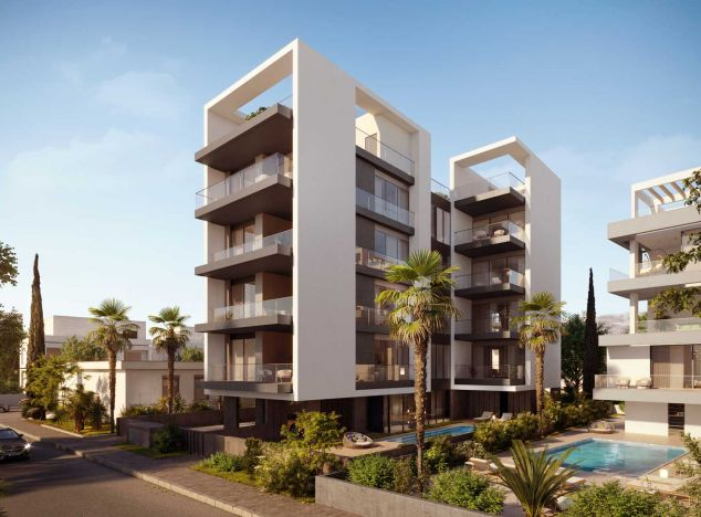 Sell Apartment 16267 in Limassol