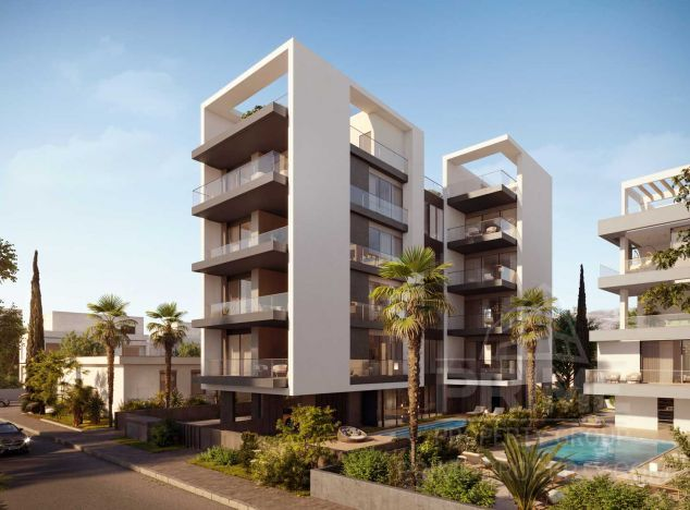 Sell Apartment 16268 in Limassol