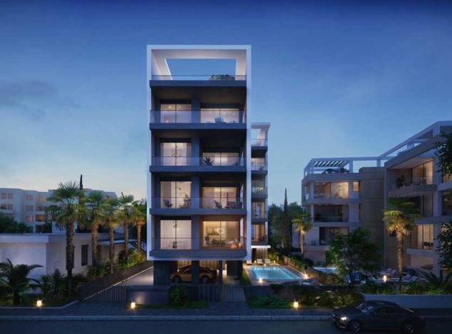 Sell Apartment 16270 in Limassol