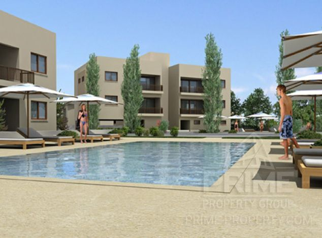 Cyprus property, Apartment for sale ID:1630