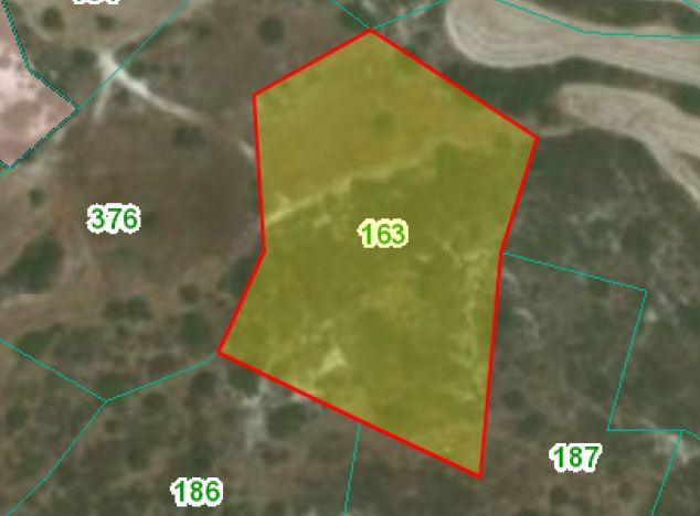 Land 16322 on sell in Larnaca