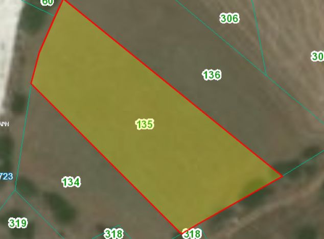 Land 16323 on sell in Larnaca