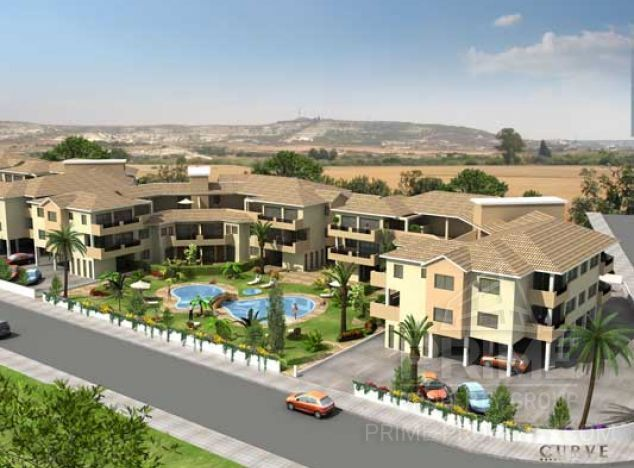 Cyprus property, Apartment for sale ID:1633