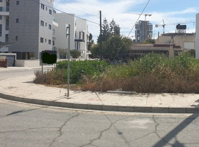Buy Land 16343 in Limassol