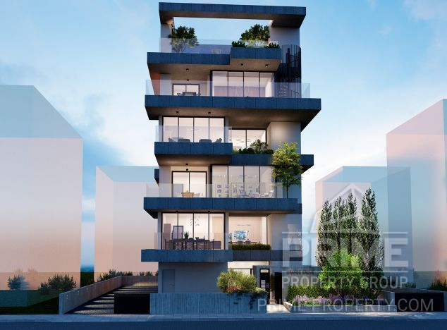 Buy Apartment 16393 in Limassol