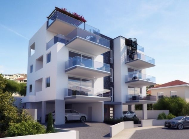 Penthouse 16400 on sell in Limassol