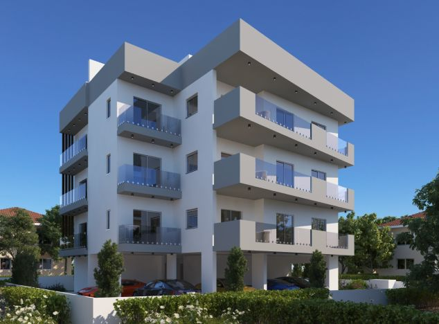 Sell Apartment 16416 in Limassol