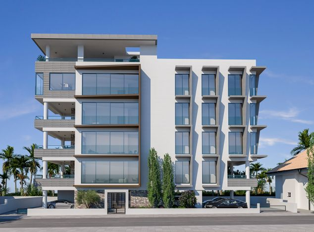 Building 16475 in Limassol