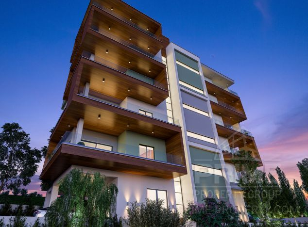 Sell Apartment 16520 in Limassol