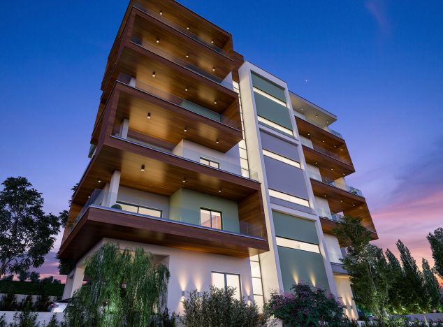 Buy Penthouse 16526 in Limassol