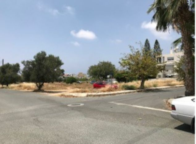 Land 16555 on sell in Paphos