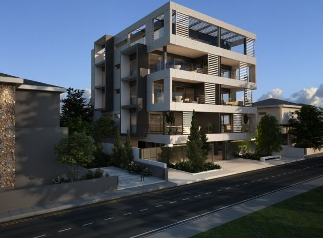 Buy Apartment 16590 in Limassol
