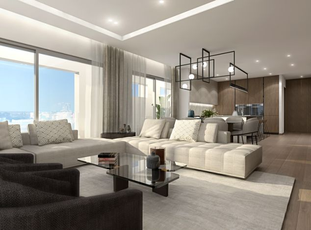 Penthouse 16591 on sell in Limassol