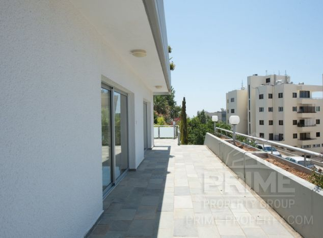 Garden Apartment 16597 in Limassol