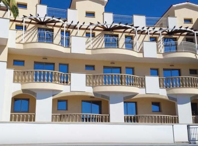 Sell Garden Apartment 16607 in Paphos