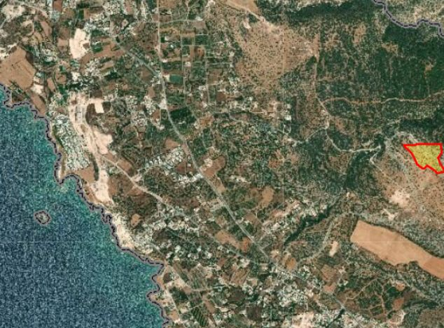 Sell Land 16615 in Paphos