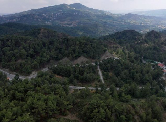 Sell Land 16628 in Troodos