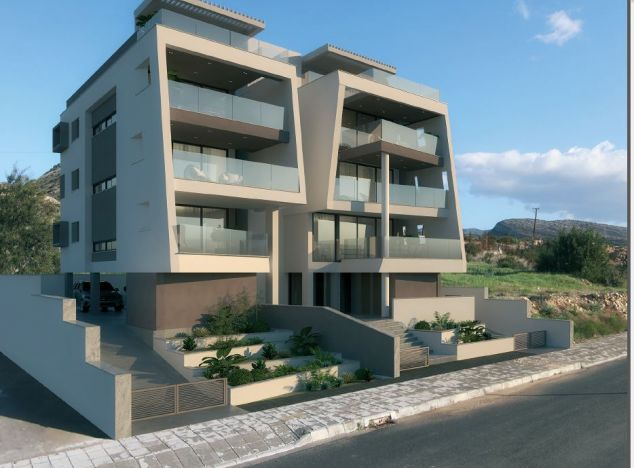 Sell Apartment 16631 in Limassol