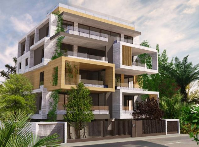 Sell Apartment 16637 in Limassol