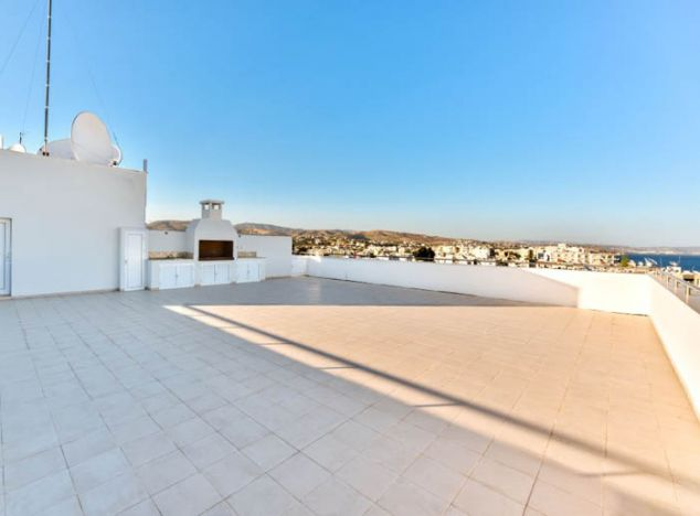 Cyprus property, Penthouse for sale ID:1665