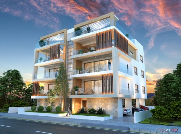 Penthouse 16656 in Larnaca