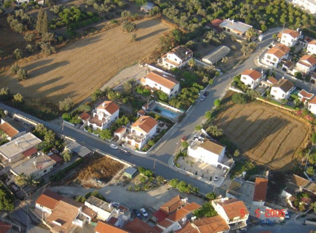 Land 16739 on sell in Limassol