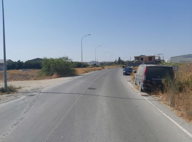 Land 16747 on sell in Larnaca