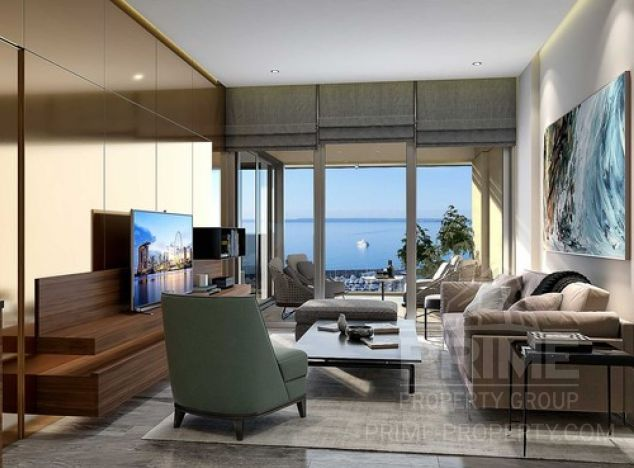 Sell Apartment 16780 in Limassol