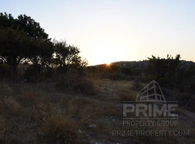 Land 16791 on sell in Paphos