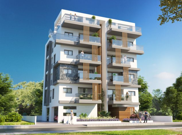 Sell Apartment 16812 in Larnaca