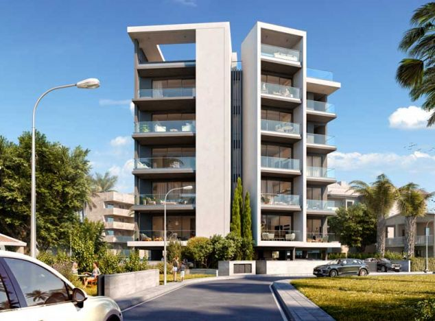 Apartment 16872 on sell in Limassol