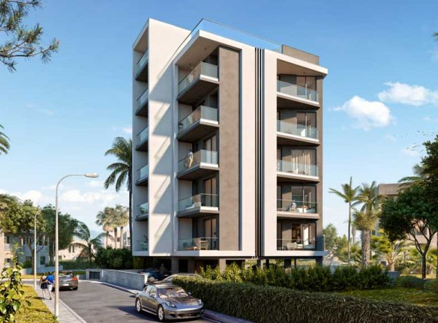 Sell Apartment 16874 in Limassol