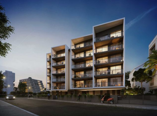 Sell Apartment 16929 in Nicosia