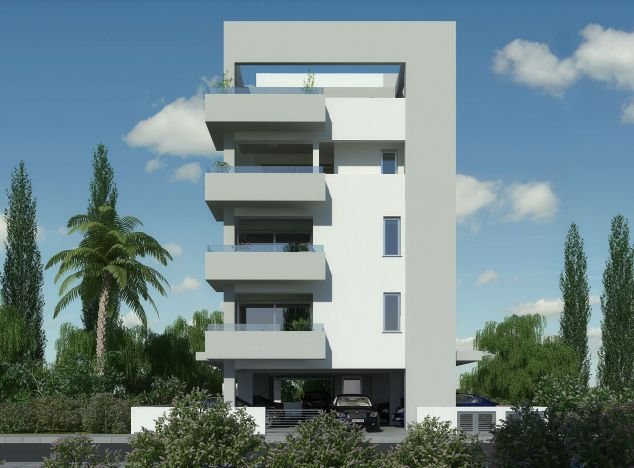 Sell Penthouse 16950 in Larnaca