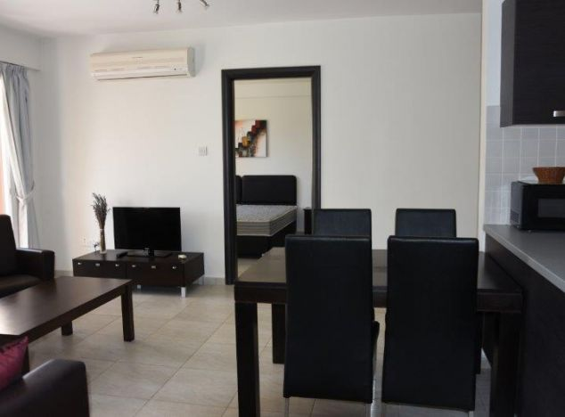 Garden Apartment 16955 on sell in Paphos