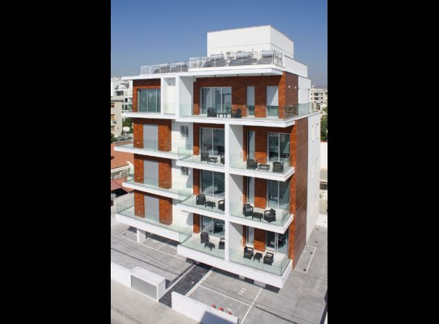 Building 17009 in Limassol