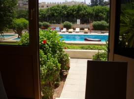 Cyprus property, Garden Apartment for sale ID:1701