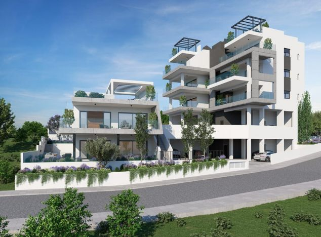 Sell Garden Apartment 17063 in Limassol