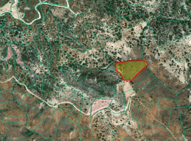 Land 17112 on sell in Paphos