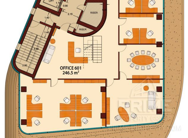 Cyprus property, Office for sale ID:1715