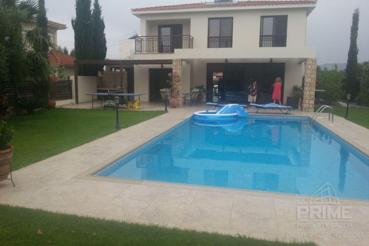 Предложение № 1723 - Paphos, Villa 200 м2