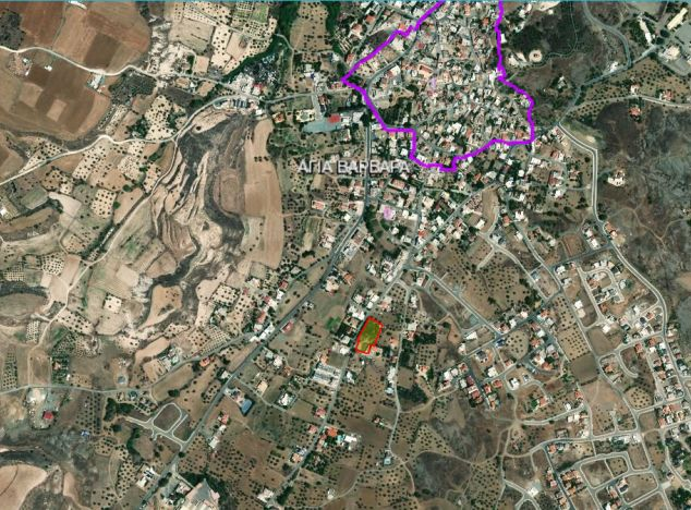 Buy Land 17308 in Nicosia