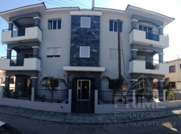 Cyprus property, Garden Apartment for sale ID:1741