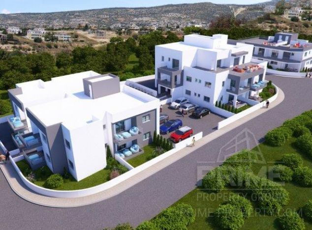 Apartment 1746 on sell in Paphos