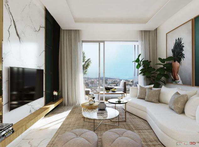 Penthouse 17676 on sell in Larnaca
