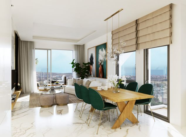 Penthouse 17676 in Larnaca
