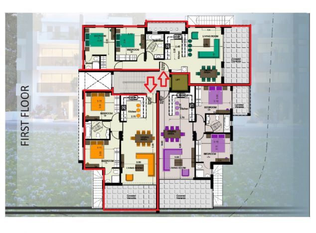 Sell Apartment 17807 in Larnaca