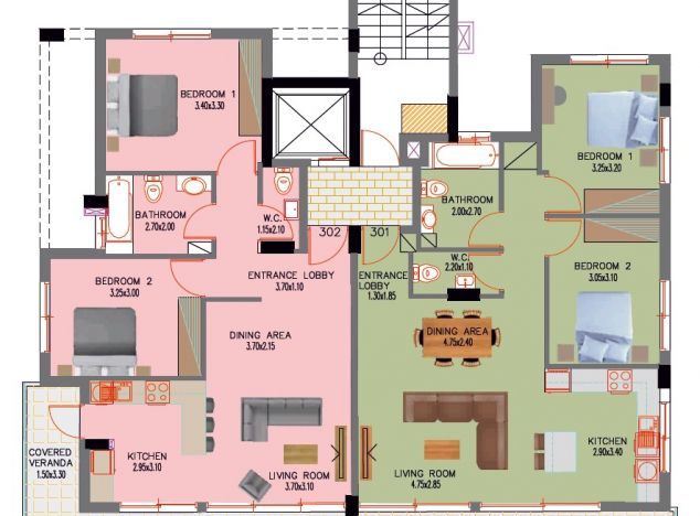 Buy Penthouse 17820 in Limassol